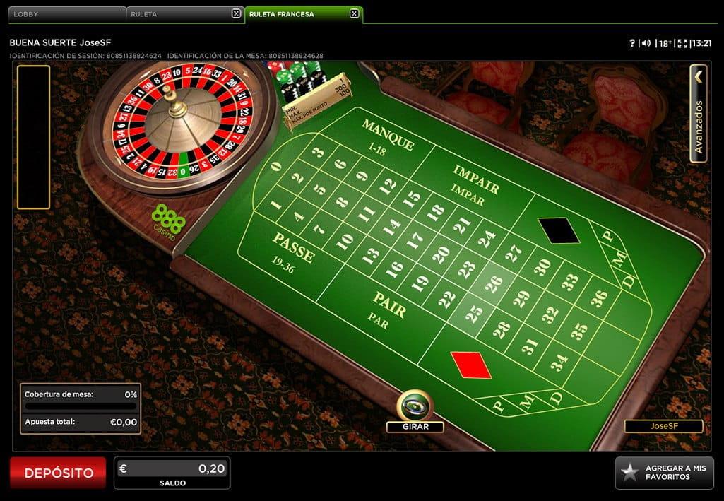 Historia de los juegos de casino