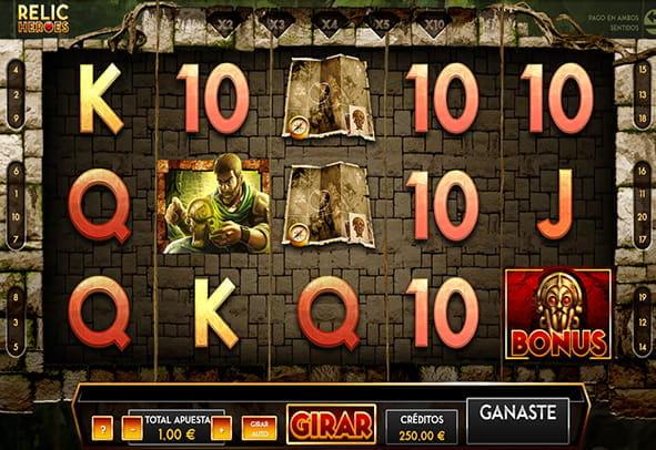 Spiele Relic Heroes - Video Slots Online