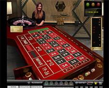Ruleta con límites altos en bwin casino en Vivo