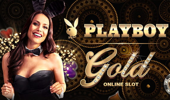 Portada de la slot Playboy Gold de Microgaming.