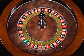 Ruleta francesa en vivo online
