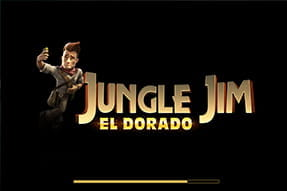 Portada de la slot Jungle Jim El Dorado.