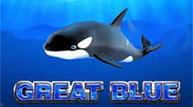 Great Blue es de las tragaperras favoritas