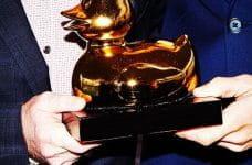 Un pato dorado, galardón de los premios eGaming.