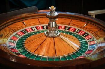 Cilindro de una ruleta de casino.