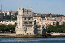 Torre de Belem en Lisboa.