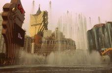 Wynn Casino y Resort en la ciudad de Macao, China.
