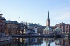 Arquitectura de Estocolmo, Suecia.