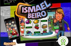 Banner publicitario de la nueva tragaperras de Ismael Beiro de MGA Games.