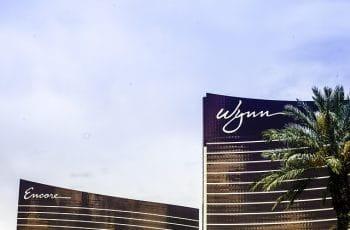 Hotel y casino Wynn en Las Vegas, Nevada.