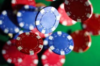 Fichas de póker.