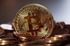 Criptomoneda bitcoin.